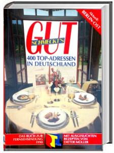 GUT schmeckts - RTL TV-Buch und Bestseller von 1990 wird neu aufgelegt