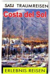 Das TV-Buch   zur SAT.1 Traumreisen-Serie - Costa del Sol