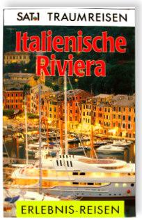 Das   TV-Buch zur SAT.1 Traumreisen-Serie - Italienische Riviera
